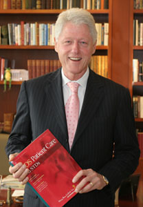 About AIDS and HIV... A Conversation with President Bill Clinton