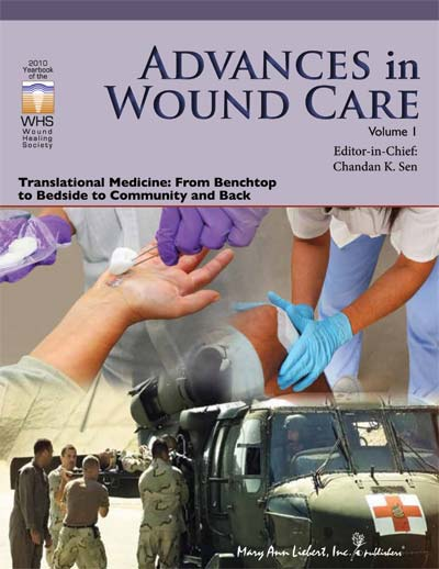 Advances in Wound Care, Volume 1