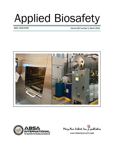 Applied Biosafety