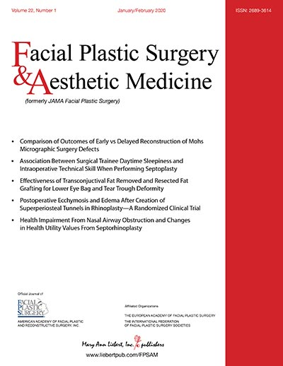 Facial Plastic Surgery & Aesthetic Medicine