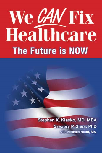 We Can Fix Healthcare – The 12 Disruptors That Will Create Transformation