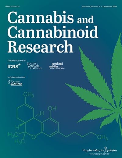 Cannabis and Cannabinoid Research