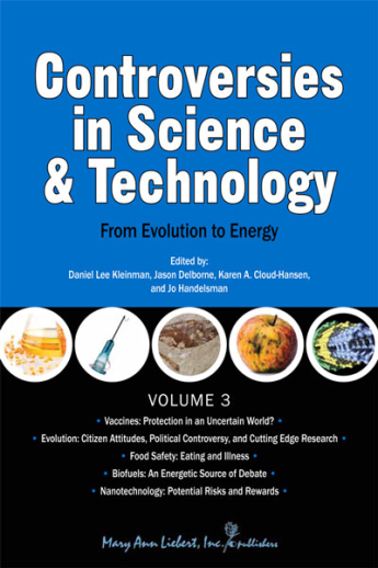 Controversies in Science and Technology Volume 3: From Evolution to Energy