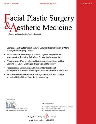 Facial Plastic Surgery & Aesthetic Medicine