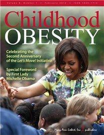 michelle obama childhood obesity