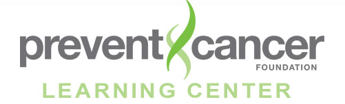 Prevent Cancer Foundation Learning Center