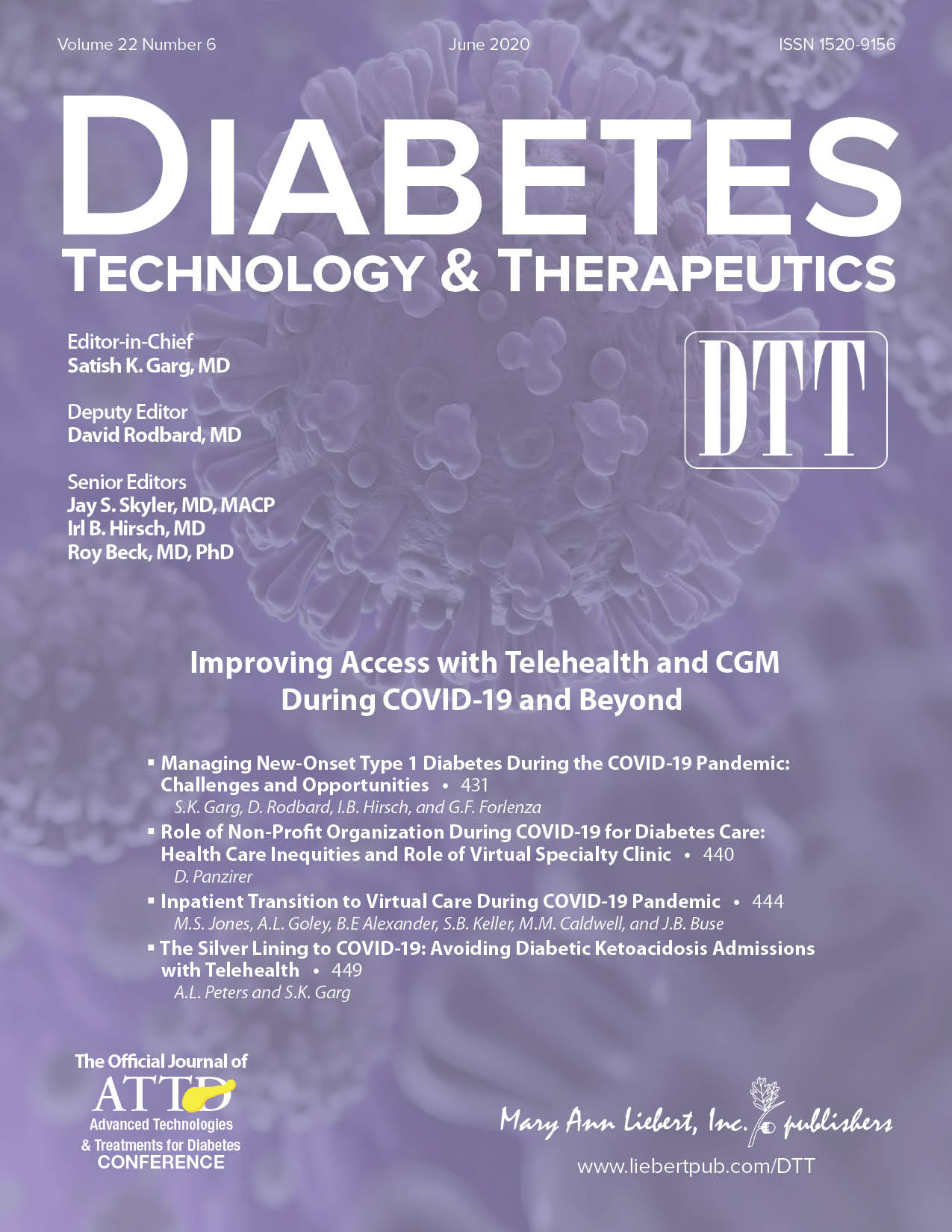 Diabetes Technology & Therapeutics