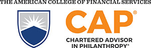 Chartered Advisor in Philanthropy® (CAP®)
