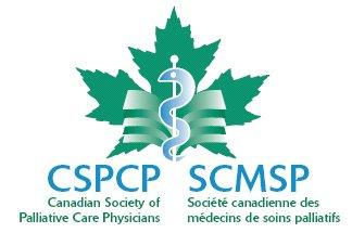 Canadian Society of Palliative Care Physicians and Société canadienne des médecins de soins palliatifs